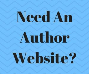 self published author websites